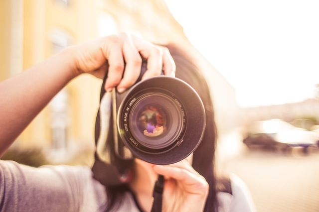 fotpografo amatoriale
