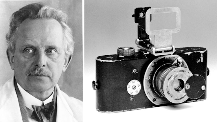 Leica - Osmar Barnack