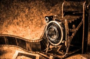 macchina fotografica rullino