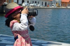 Come insegnare ai bambini a fare foto