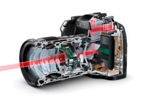 macchina fotografica funzionamento