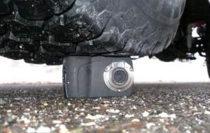 macchina fotografica rugged